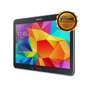 Tablet Samsung Galaxy Tab 4 Com Tela 10.1 Quad Core 16gb 3mp