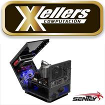 Gabinete Pc Sentey Block Pro M-atx Mini Itx Usb 3.0 Envío