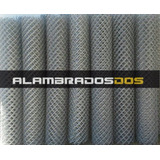 Rollo Alambre Tejido Romboidal 2,00alt Standard