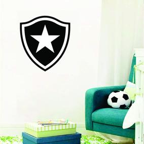 Adesivo Decoração Parede Sala Quarto Tam.g Time Botafogo
