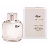 Perfume Eau De Lacoste Elegant 90 Ml Mujer