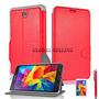 Funda Para Samsung Galaxy Tab 4 7 Pu Cuero