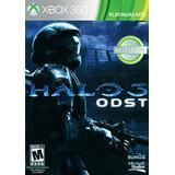 Halo 3 Odst Platinum Hits Xbox 360 Meses