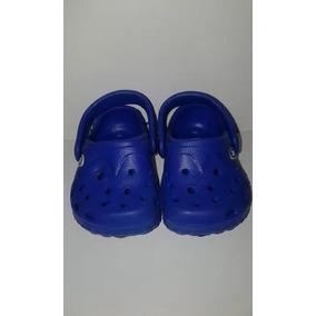 Cholas De Bebe Tipo Crocs. Talla 17