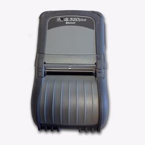 Impressora Térmica Portátil Zebra Ql 320 Plus