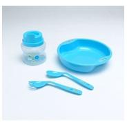 Kit Alimentação Premium Infantil Refeição Bebê Papinha