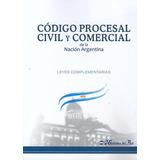 Codigo Procesal Civil Y Comercial De La Nacion 2018 - Pocket
