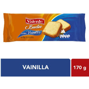 Budin Vainilla Valente 170g Reposteria Pasteleria X1 Paquet