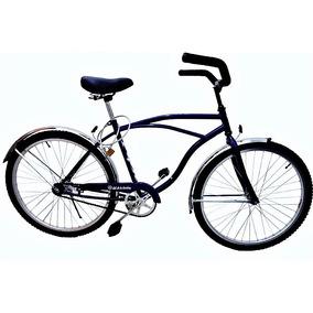 Bicicleta Playera Hombre Rod 26 Guardabarros Envío Gratis!!