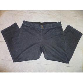 Jeans Fashion Bug Mezclilla Stretch Negro Extra Grande 28w