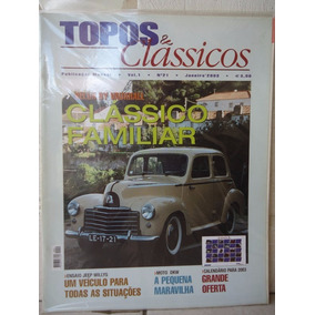 Topos & Classicos N°21 Vauxhall Velox Jeep Willys Moto Dkw