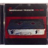 Marianas Trench - Fix Me - Cd Importado Canada Lacrado