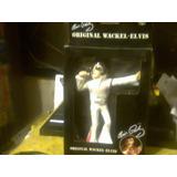 Elvis Presley Muñeco Goma C/resorte P/auto Usa Original Kxz