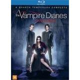 Vampire Diaries - 4ª Temporada - Blu Ray Dub/leg, Lacrado