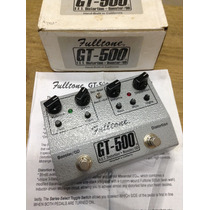 Pedal Fulltone Gt-500 - Limited Silver Edition