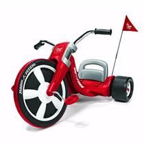 Triciclo Infantil De Lujo Radio Flyer