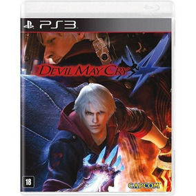 Devil May Cry 4 Ps3 Midia Fisica