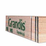 Placa Fenolico Grandis Industrial 18mm 1,22 X 2,44 Nautico