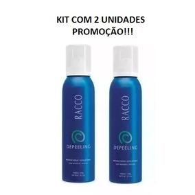 Kit C/2 Mousse Spray Depeeling Racco - Promoção!