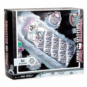 Monster High - Quartos De Arrepiar - Cama Abbey Bominable