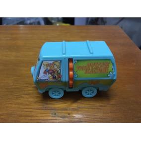Maquina Do Mistério - Scooby Doo Coleção Mcdonald