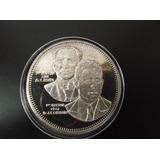 Moneda De Plata 1300 Bs Conmemoración Luz Escasa Proof