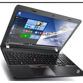 Lenovo Thinkpad E560 15.6 Core I5 8gb Ram 500gb
