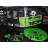 Heroes Del Silencio / Tour 2007 Emi Cd Doble Digipak