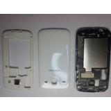 Carcaça Completa Samsung Galaxy S3 Duos I8262 Branco