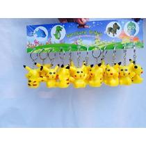 Chaveiros Do Pokemon Go Kit Com 12 Pikaxu