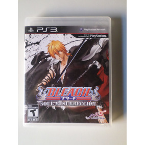 Bleach Soul Resurreccion Ps3 Bleach Soul Ignition Ps3 Raro