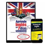Aprenda Ingles En 7 Días Colección 20 Libros - Digital