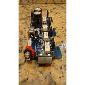 Placa 600w Amplificador/fonte Caixa Nks Pk 5000 / Pk 6000