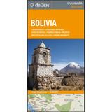 Bolivia - Guia Mapa - Julian De Dios