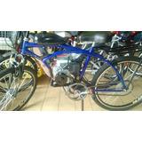 Bicicleta Motorizada 49cc Motor 4 Tempos