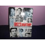 Greys Anatomy Serie Segunda Temporada Completa
