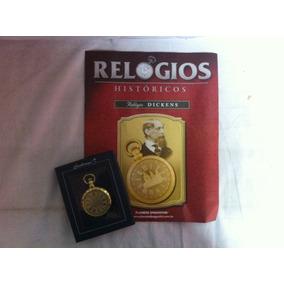 Relógios Históricos - Relógio Dickens - Coleção Deagostini
