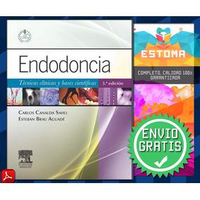 Libro Endodoncia Técnicas Y Bases Científicas Envio Gratis