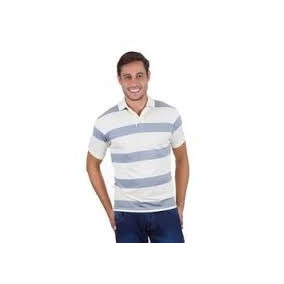 Kit De 3 Camisa Polo Masculina Colombo Original