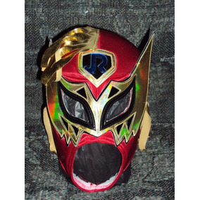 Wwe Cmll Aaa Mascara De Luchador Volador Para Adulto