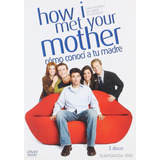 Como Conoci Tu Madre How I Met Your Mother Temporada 1 Dvd