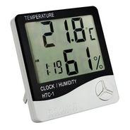 Termohigrometro Digital Medidor Temperatura Humedad Cultivo
