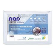 Travesseiro Nasa Nap Home Standard 01 Perfil Baixo 48x69x16