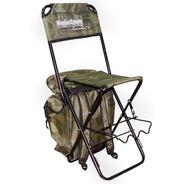 Cadeira Pesca Com Mochila Dobrável Hms043 Marine Sports