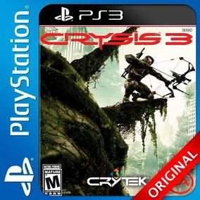 Crysis 3 Ps3 Digital Elegi Reputacion Al Comprar
