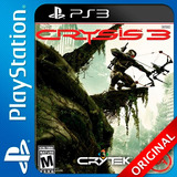 Crysis 3 Ps3 Digital Elegi Reputacion Al Comprar