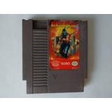 Ninja Gaiden Nes Nintendo En Game Reaktor