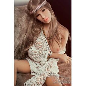 Sex Doll, Muñeca Realistica,muñeca Sexual Entrega Inmediata