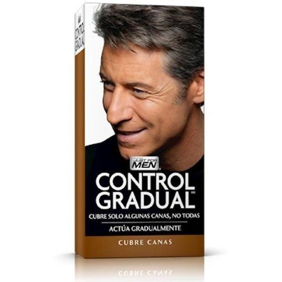 Just For Men Tinte Control Gradual Gel Cubre Canas