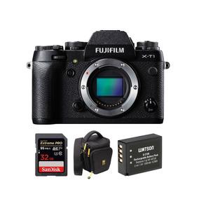 Cámara Fujifilm Xt-1 Body - Nueva + Garantía + Envío Gratis